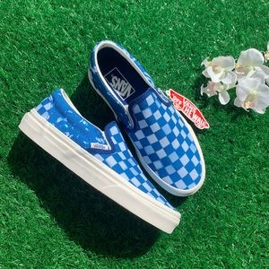 Vans Classic Slip On Solar Floral Checkerboard